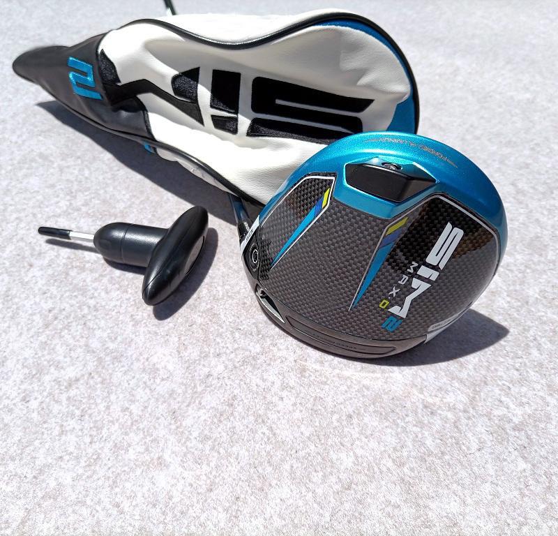 FedEx / UPS Top-Qualität SIM2-MAX-D Golf Driver 9/10.5 Loft R / SR / S FLEX Echte Fotos Verkäufer kontaktieren