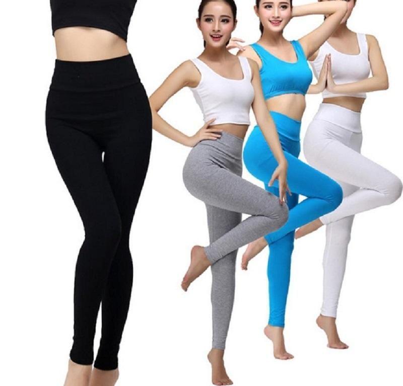 Shaping Moda Sexy Donne Donne Yoga Abiti Elastici Leggings Pantaloni Spandex Addensare Abbigliamento Materiale Abbigliamento in esecuzione PT07 01
