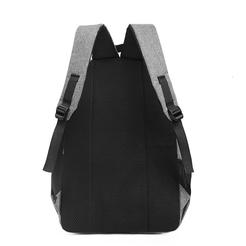 Escuela BAGSBAPA Ocio para hombres Capacidad de gran capacidad Bapa Simple Schoolbag Fashion Marca