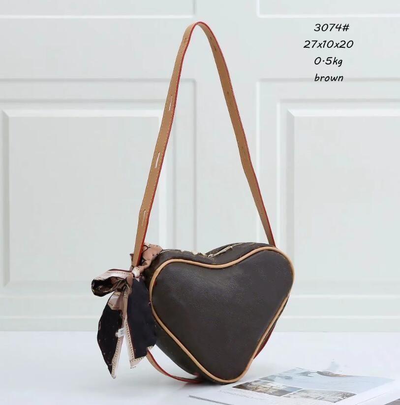 Дизайнерские сумки знаменитые моды любят женские женские поступления в форме сердца в форме сердца сумка кошелек сумочка