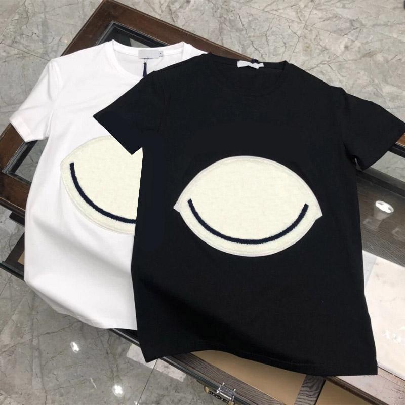 Hommes T-shirt Lettre Imprimer Nouveau manches courtes Tendance Summer Top Ins tees Casual T shirts Femmes Vêtements Cool Active Sport Run Hot 2021