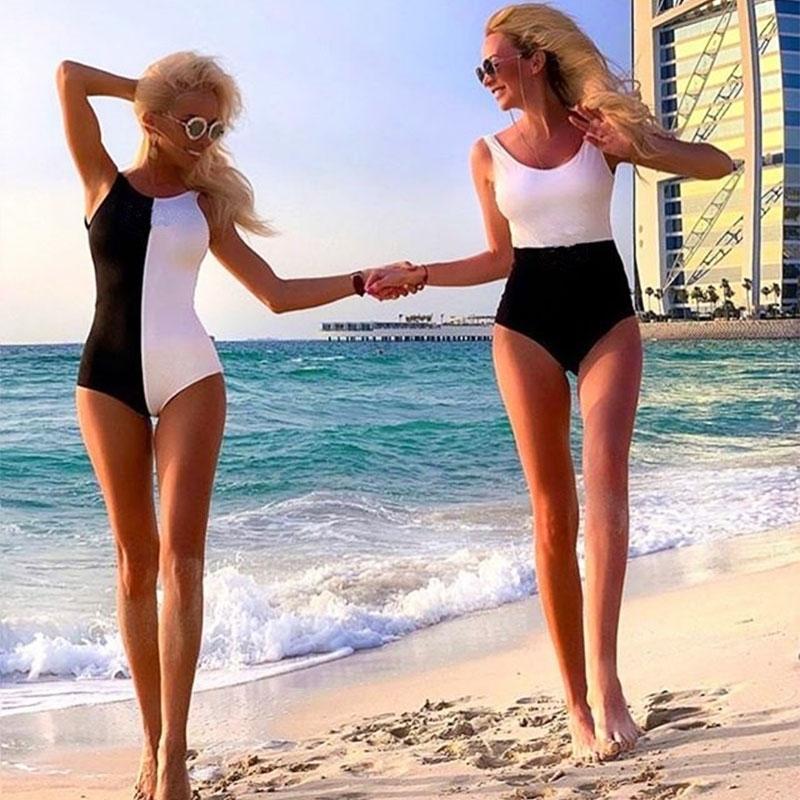 MONOKINI DESIGNER ONE PILORE maillot de bain pour femmes Maillots de bain de luxe PLUS Taille Cuisson Bain Bikinis 2021 Push Up Maillot de Bain XL 210318