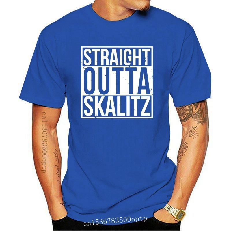 Herren T-Shirts Herren T-Shirt Kingdom Come Erläuterung Straighta Skalitz von Mzethner T-Shirt Damen T-Shirt