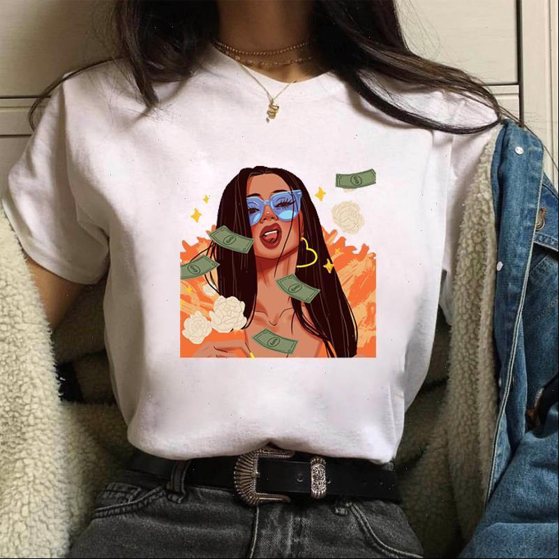 Femme frauen tops sexy melanin sommer shirt schwarz mädchen machen geld nicht freunde tshirt t hipster streetwear tropfen