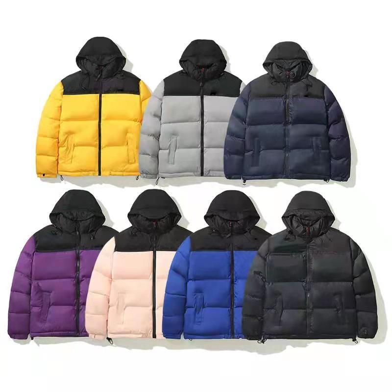 Erkek Aşağı Ceket Ceket 1996 Açık Kadın Ve Kadın Moda Rahat Kore Sıcak Ceket Parkas Severler JK201202