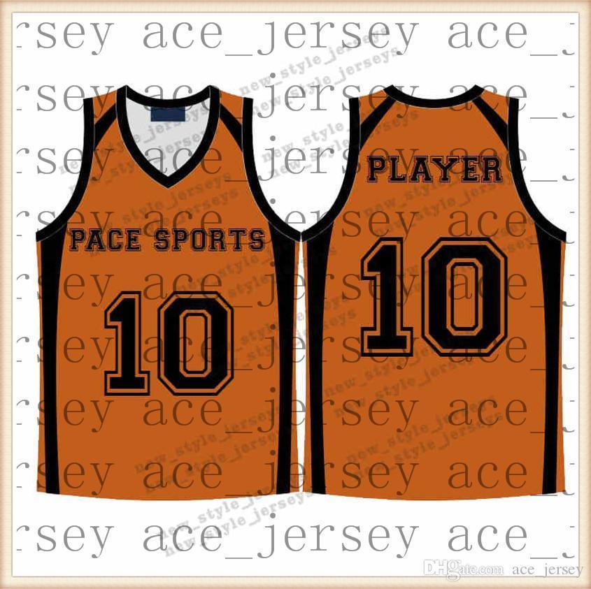 -44New 농구 유니폼 화이트 블랙 남성 청소년 통기성 빠른 건조 100 % 스티치 고품질 농구 유니폼 S-XXL3
