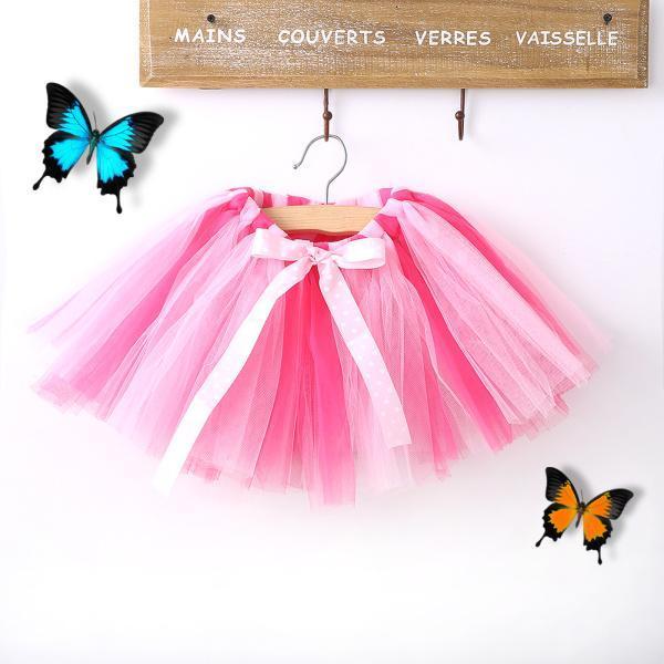 Sommer Kinder Baby Mädchen Rock Tutu Party Balletttanz Ballkleid Bunte Prinzessin für 0-8Y Röcke