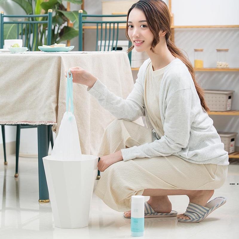 الأصلي xiaomi youpin التوتير رشاقته المطبخ المنزلية الأوتوماتيكية القمامة يمكن بن القمامة القمامة حقيبة البلاستيك 20 قطعة / الوحدة HWD5863