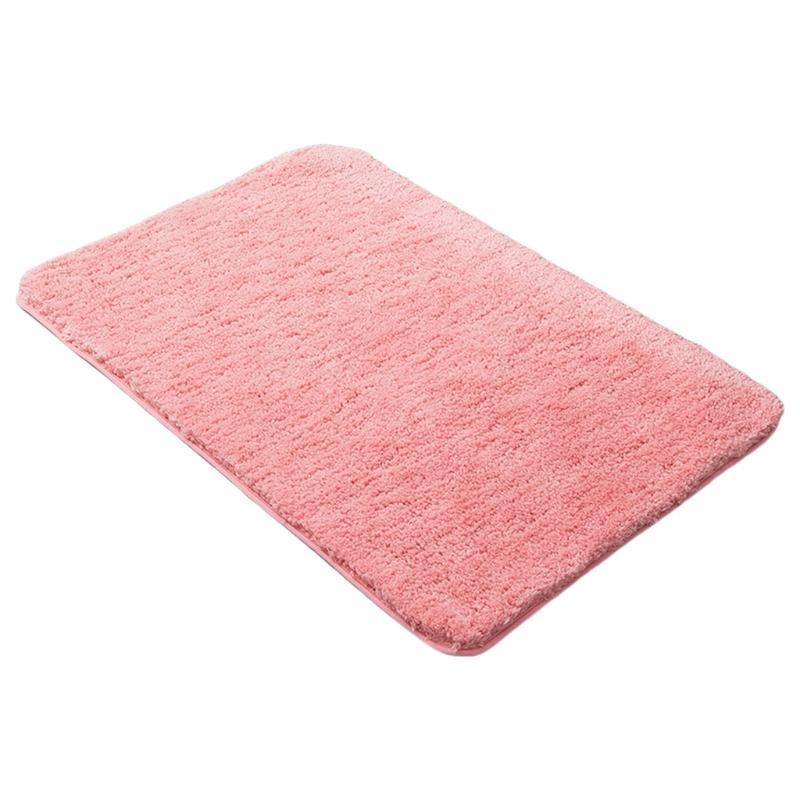 Tapis de la chambre à coucher absorbant tapis antidérapant lavable super doux salon de salon doux Tapis chaud 57bb