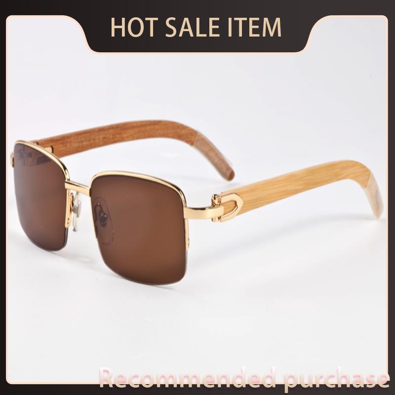 Buffalo dirigindo 2021 Moda Mens Bridge Óculos de Sol Lunettes Sun Óculos Originais Mens UV400 Madeira Duplo Esportes para óculos de sol SPO SLTP