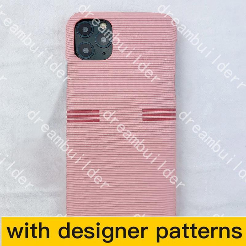 فاخر مصمم أزياء الحالات الهاتف لآيفون 12 برو ماكس 11 11PRO 11PRON 12PRO 12PROMAX 7 8 زائد X XR Xsmax غطاء بو الجلود شل سامسونج S10 S20P S20 ملاحظة 10 20U