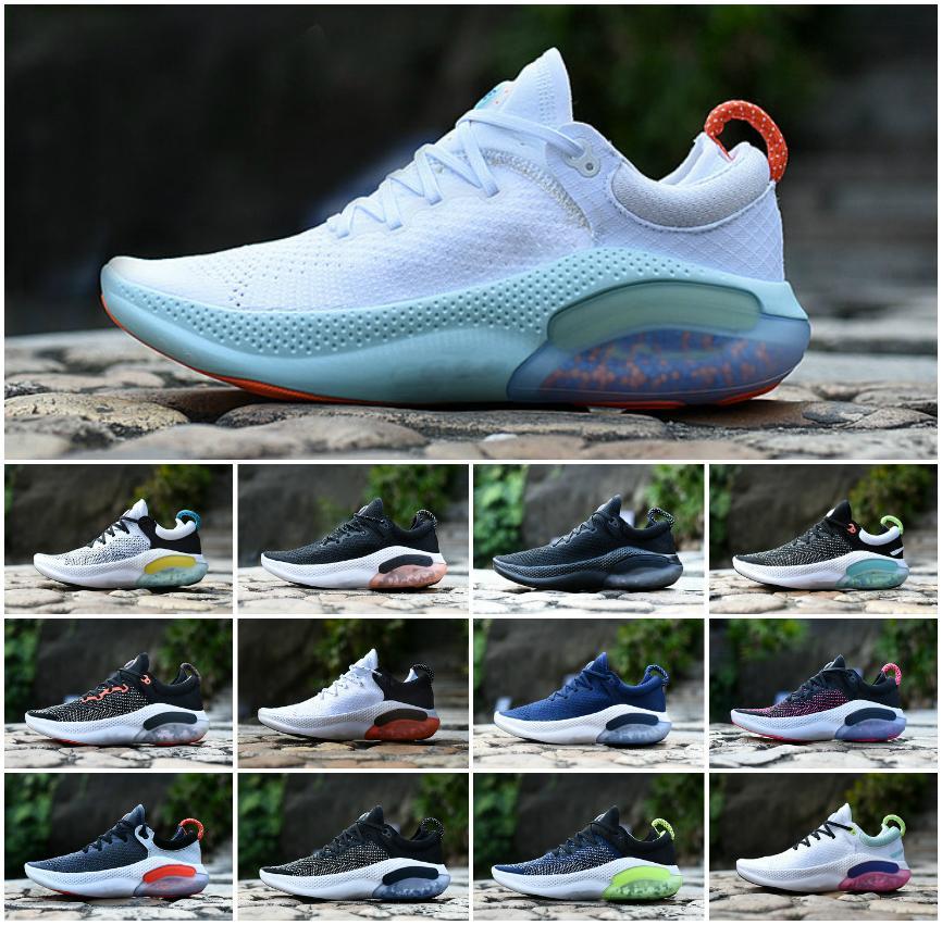2021 Joyride de alta calidad Run FK Mens para mujer Zapatillas para mujer TN Triple Black White Platinum Racer Blue Designers Sports Sneakers Tamaño de utilidad 36-45