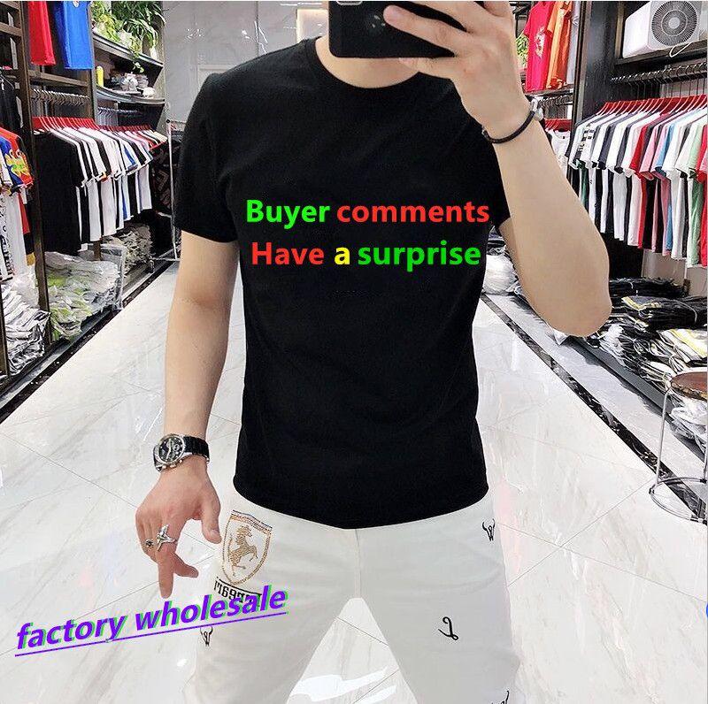 Yüksek T Gömlek Kaliteli Fabrika Doğrudan Satış Kısa Kollu Moda Baskı Erkek Ve Kadın T-Shirt Rahat Açık Giyim S-5X