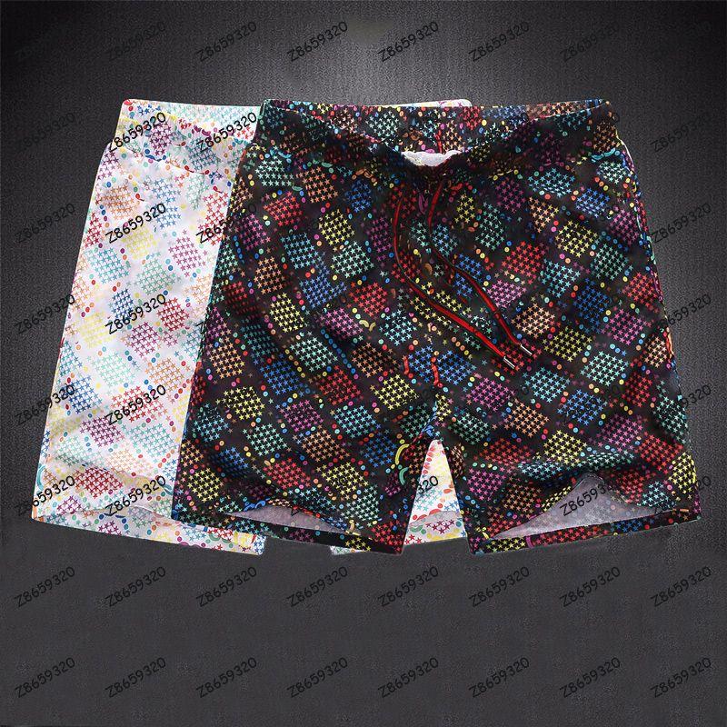 Мода летние мужчины стилист короткие высококачественные мужские пляжные шорты повседневные 5 цветов размер M-3XL оптом
