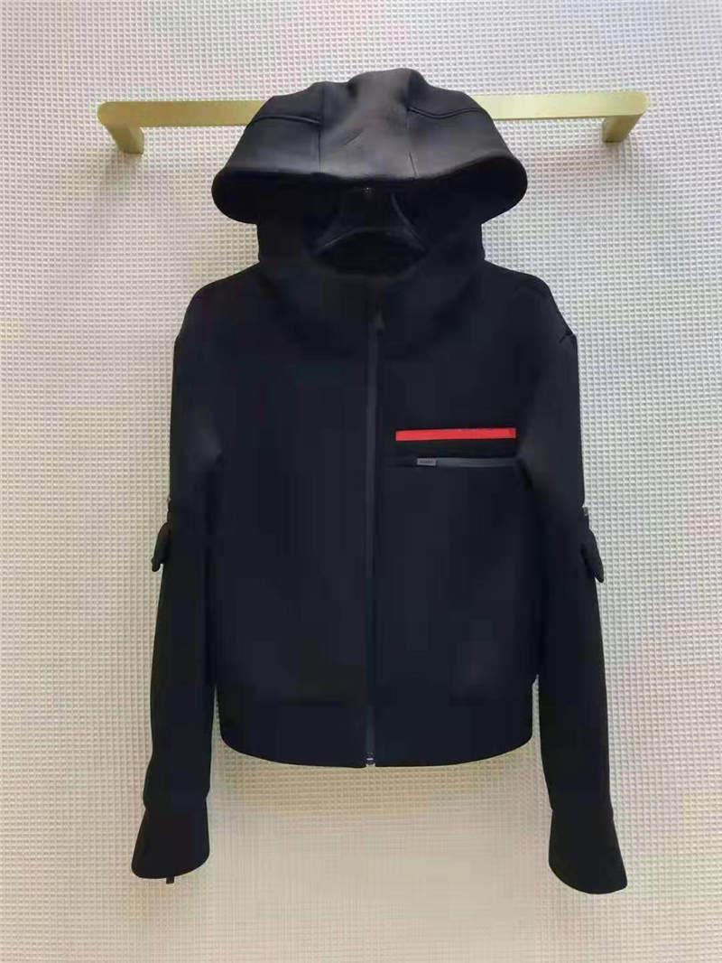 여성 자켓 까마귀 가을 봄 스타일 레이디 재킷에 대 한 슬림 아웃웨어 테리 품질 코트 벨트 가방 단추와 함께 고전적인 의류 s-l