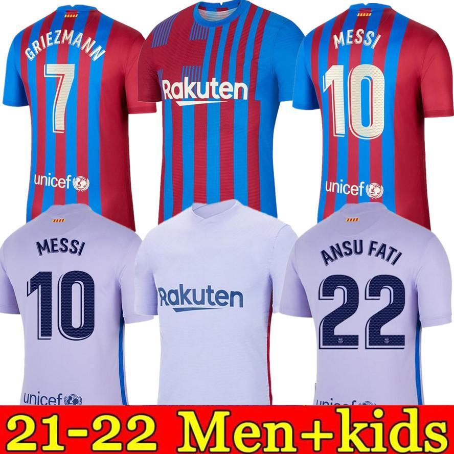 2021 2022 Herren + Kinder Fußball Jersey Kits 21 22 Herren Fußball Hemd Uniformen Kid Jerseys Sets MAILTOT FOUT CAMISETA DE FATBOL