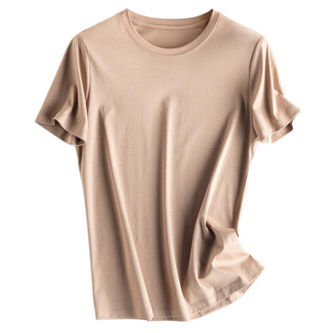 Ey63782021 massive schwarze t shirts weiße herren frauen mode männer s lässig tshirts mann kleidung straße kurze hülse 21ss kleidung
