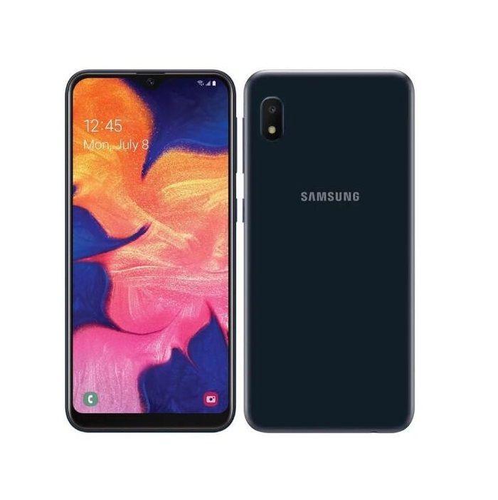 تم تجديده الأصلي Samsung Galaxy A10E الهاتف الخليوي Octa Core 2GB / 32GB 5.83inch 8MP واحد SIM 4G LTE
