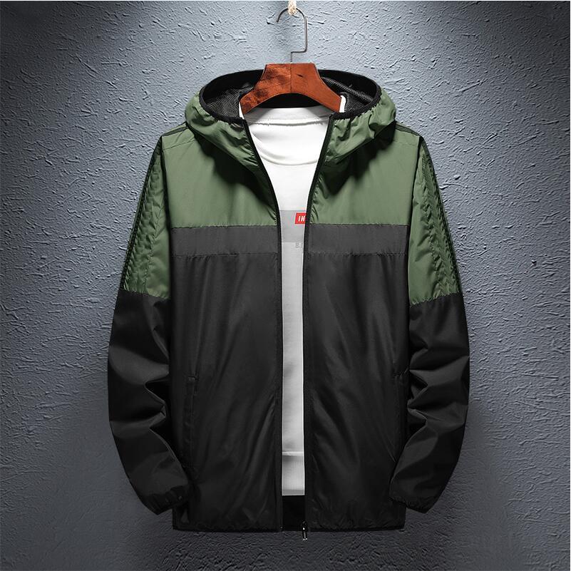 Erkek Ceketler Erkek Giyim Montları En Kaliteli Hızlı Delived Pürüzsüz Yumuşak Kumaş Baskılar ve Nakış Dikiş Fermuar AB / ABD Boyutu Normalinize Göre