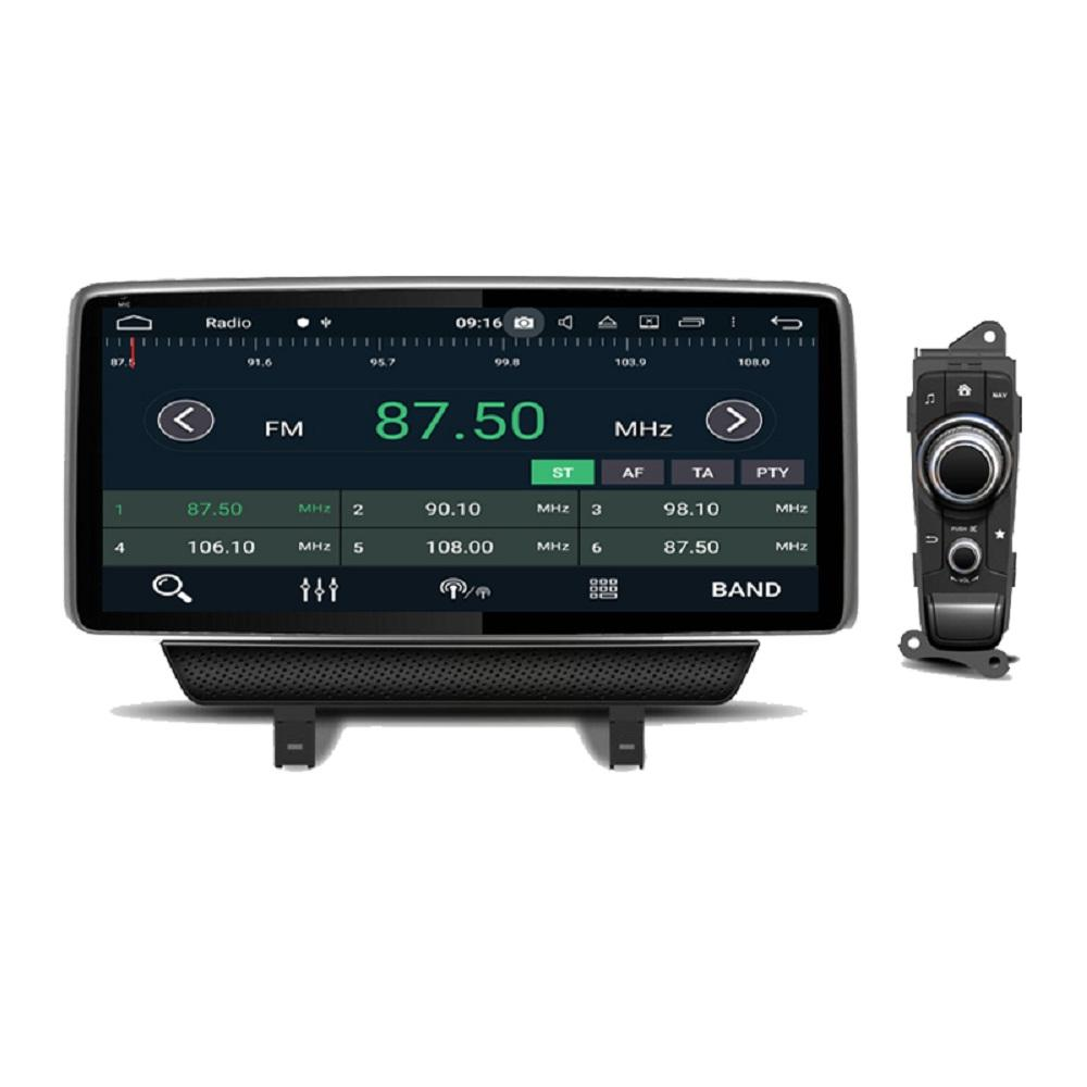 """IPS PX6 6-CORE 10.25 """"Android 10 Voiture DVD Auto Stéréo DSP Radio GPS WIFI Bluetooth 5.0 Easy Connect pour Mazda CX-3 CX 3 2018 2019"""