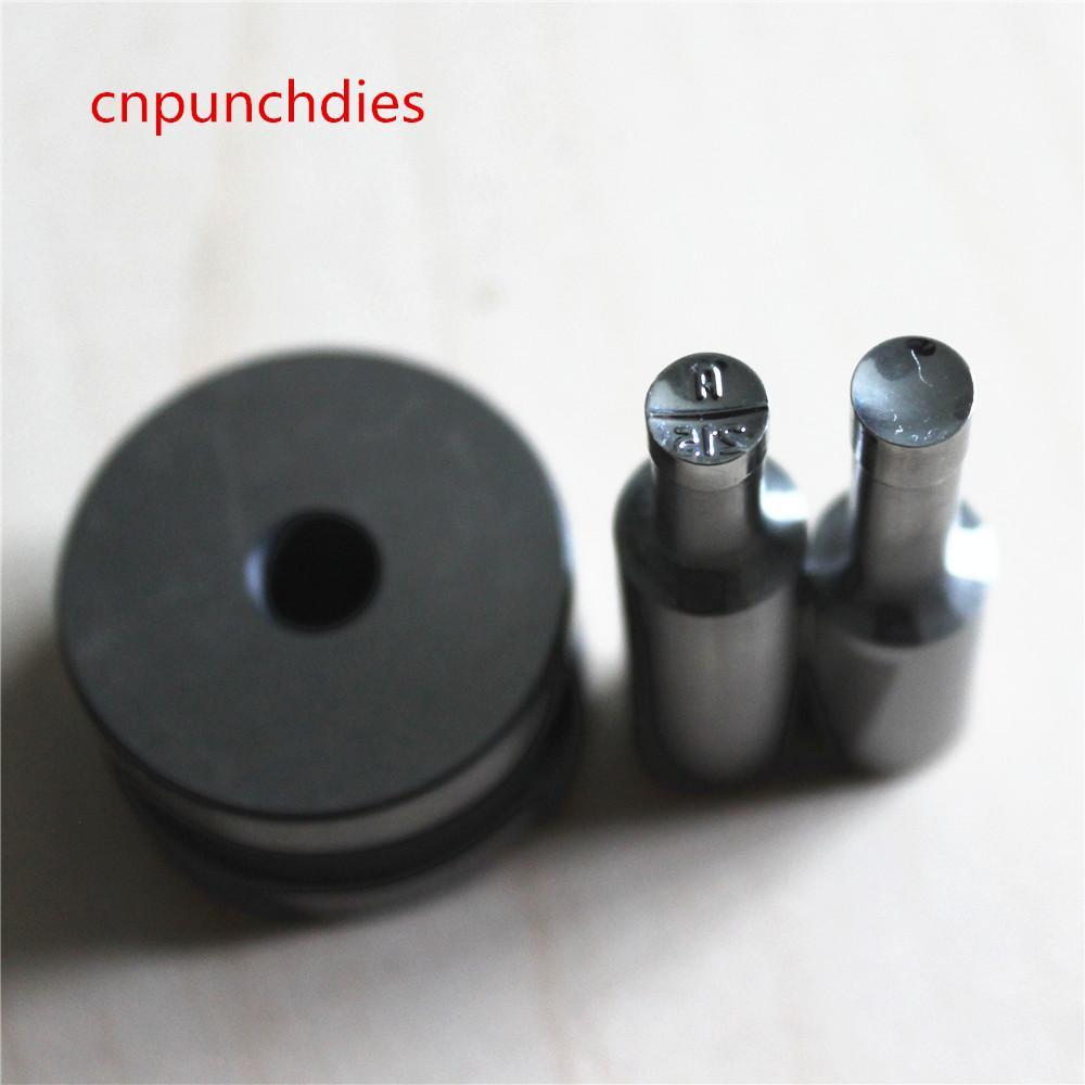 215 Tablet DietDP Punch Stampo Stampa Stampa Die Candy Set Strumenti Strumenti Personalizzazione Azioni per la macchina da stampa TDP0 / TDP1.5 o TDP5