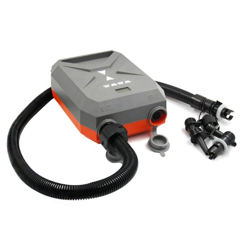 Luftpumpen-Paddel-Board-Fahrzeug-elektrisches Ladegerät 12,0V-Hochdruck für Surfbrett-Gummi-Boot-Inflation und Entleerungsflöße / aufblasbare Boote