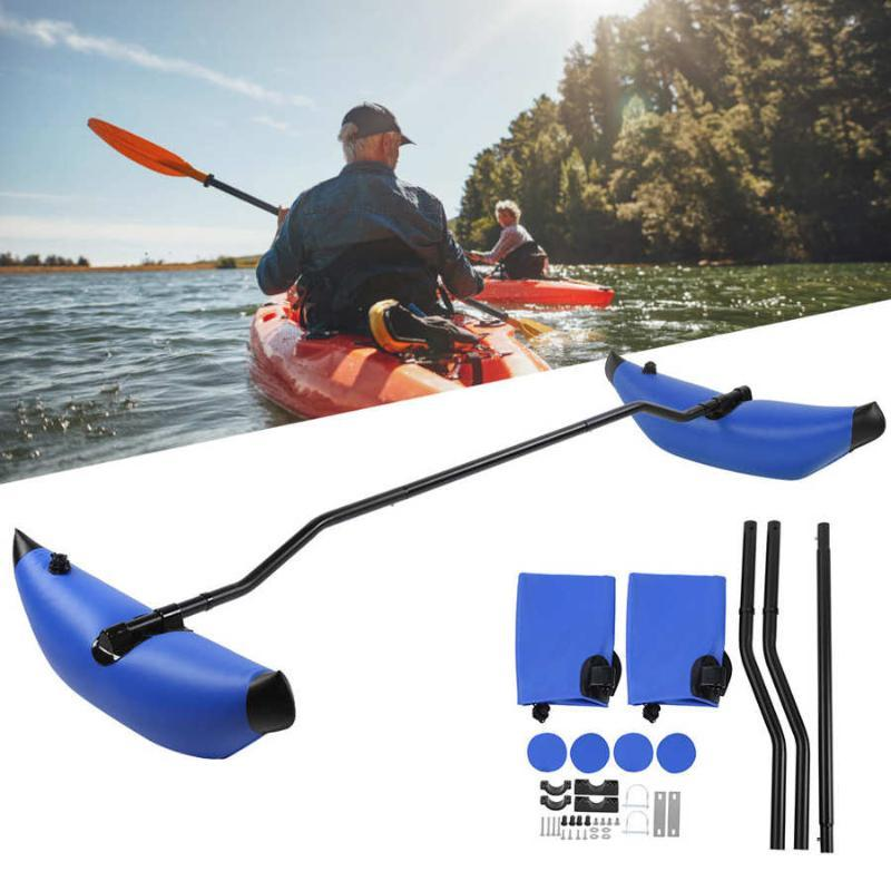 Kayak Inflatable Stabilizer Canoe Boat Standing Float PVC System Gear Outrigger Rafts/Inflatable Boats