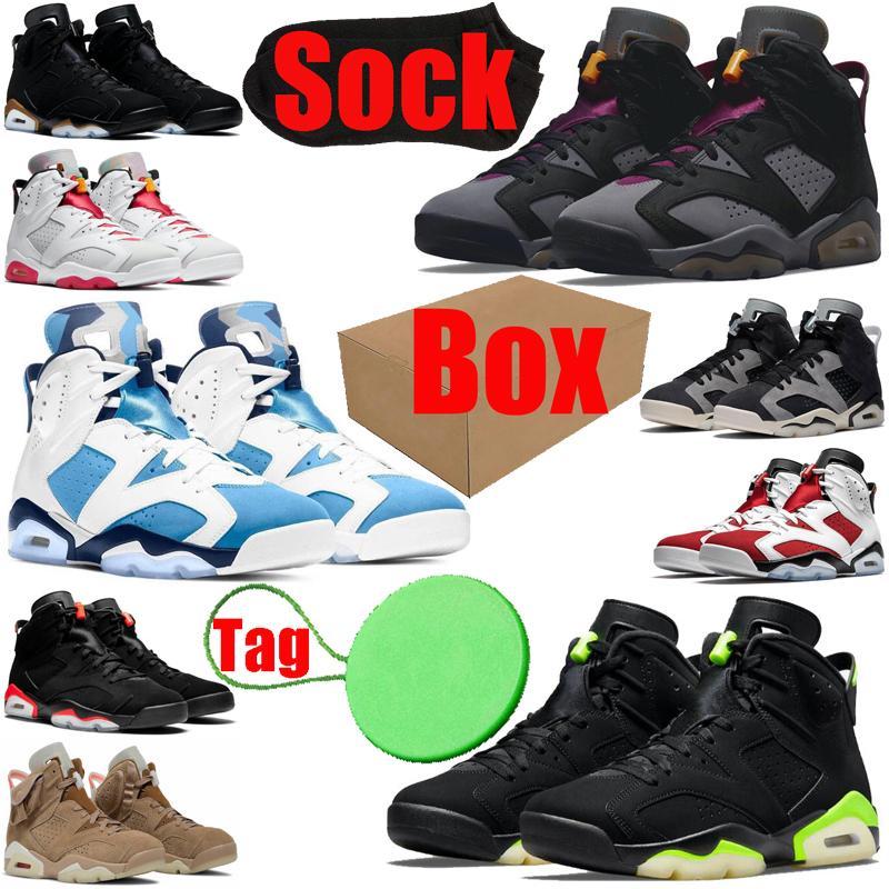 6 6sDMP lièvre jumpman hommes chaussures de basket-ball athlétique outdoor hommes formateurs baskets de sport