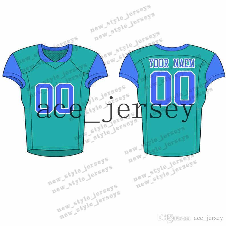 88men 2019 청소년 축구 유니폼 육군 녹색 와인 레드 자수 로고 스티치 사용자 정의 모든 이름 모든 jerseys