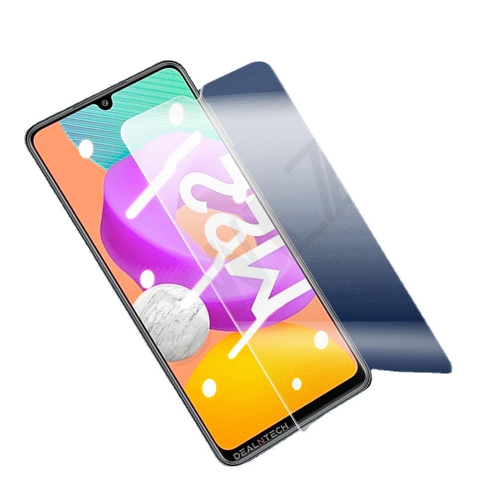 Gehärtetes Glas für Samsung Galaxie M01 M01s M02 M02s Telefon-Bildschirmschutz-Fit M10 M10S M20 M21 M21 M22 M11 M12 M12-Schutz