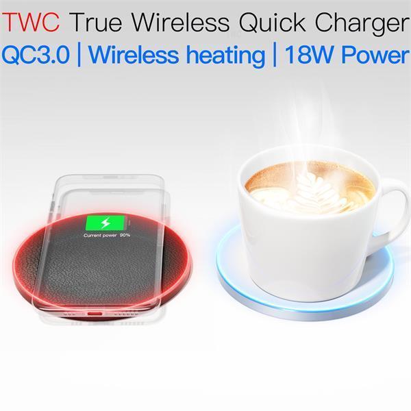 Jakcom TWC سوبر لاسلكي شحن سادة الشحن السريع شواحن الهاتف الخليوي كرق سوار الذكية إنترفون خوذة cargador inalambrico