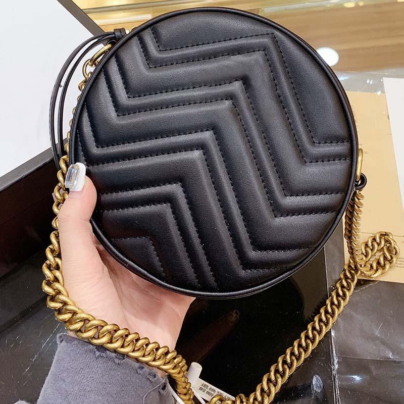 أعلى جودة المرأة مساء حقيبة محفظة الكلاسيكية الفاخرة مصمم حقيبة بو الجلود جولة الأزياء حقائب الكتف مربع الأصلي
