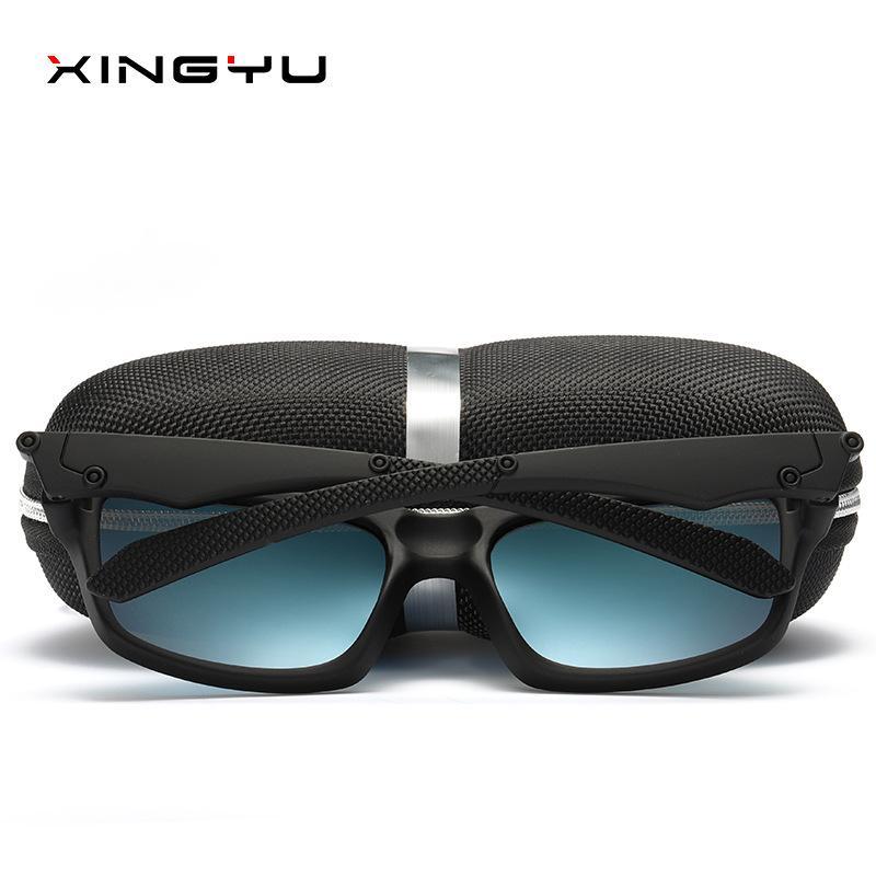 Erkek Spor Polarize Güneş Gözlüğü Aomei Gözlük Renkli Film Toz Geçirmez Gözlük Gözlük Serisi