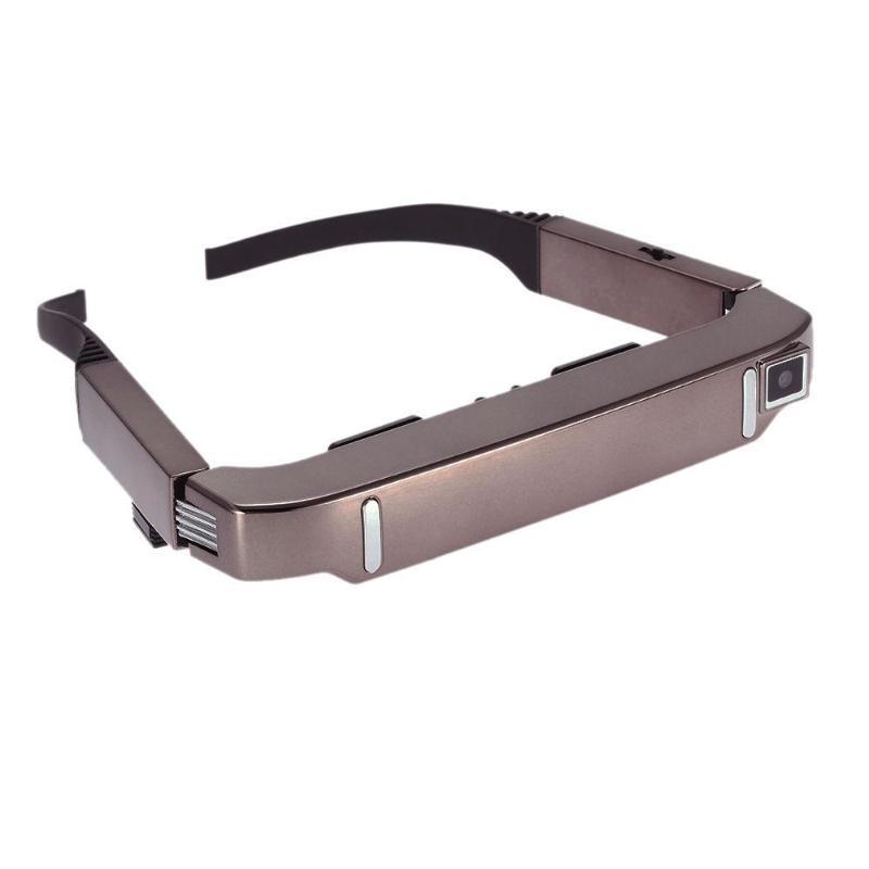 Lunettes Vision 800 Smart Android WIFI WIFI Écran Vidéo portable 3D Théâtre privé avec caméra Bluetooth