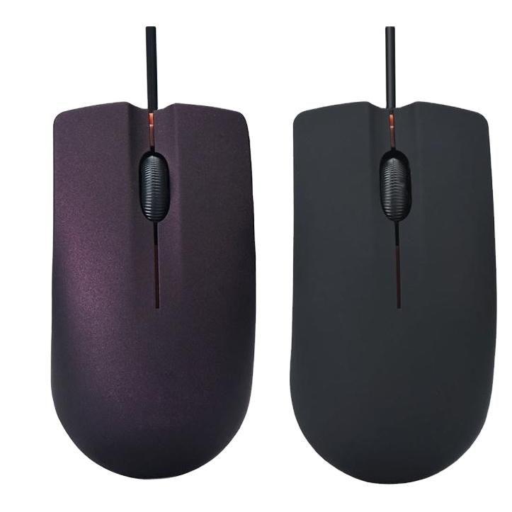 M20 USB optische Maus Mini 3d drahtgebundener Laptop Gaming Herstellung Mäuse mit Kleinkasten schwarz rot