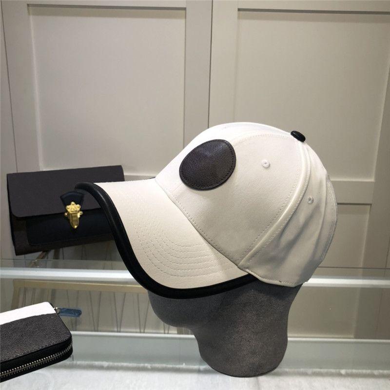 Berretto da baseball Designer Caps Cappelli da uomo Donna Lussurys Casquette Gorro Lettera Stampa Marchi Estate Quattro colori 2021 210312V