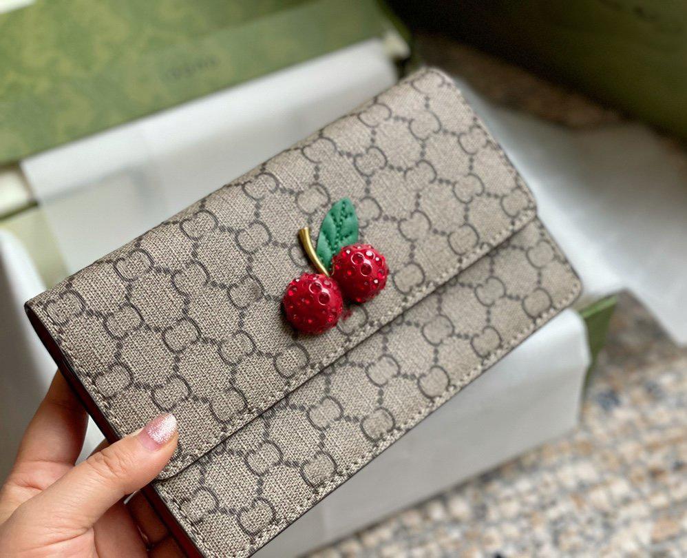 Designer Crossbody Tote Borsa a tracolla Messenger Handbag Portafoglio Sella borsa Lvlouis Zaino con logo Gucci A77