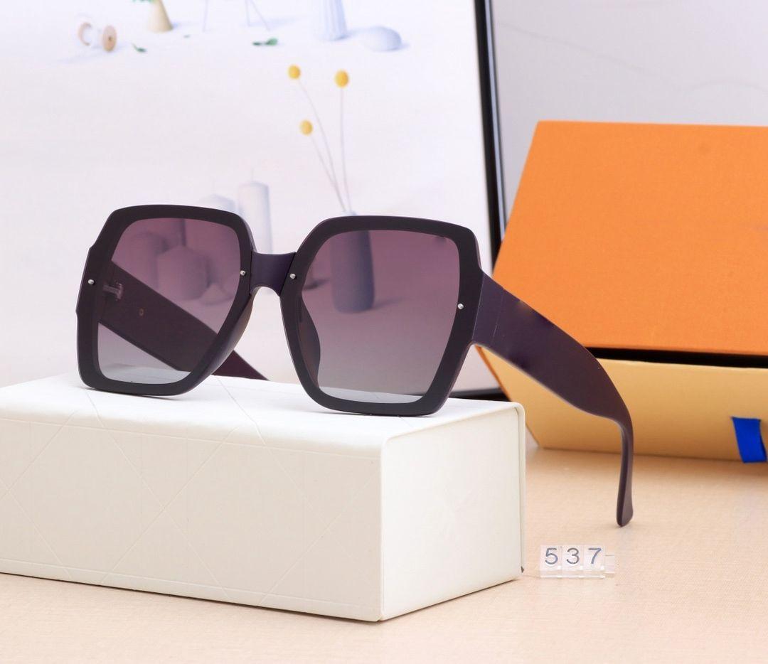 2021 Top Qualität Polarisierte Sonnenbrille Frauen Männer Ray 537 Sonnenbrille Mode Eyeware UV400 Schutzlinsen De Soleil Inklusive Zubehör