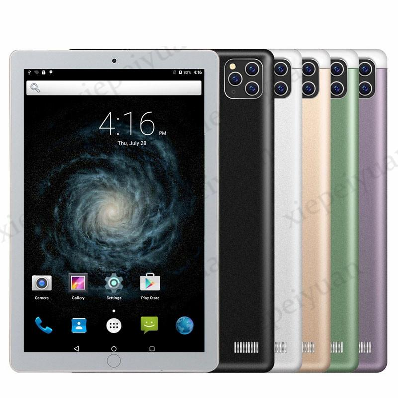 2021 Octa Core 10 inch MTK6592 dual sim 3G tablet pc phone IPS capacitive touch screen android 7.0 4GB 64GB