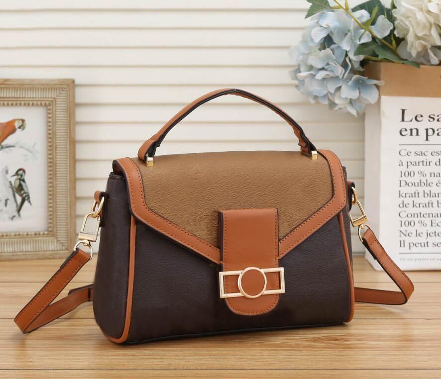 Женская сумка роскоши дизайнеры сумки сумки сумки кошельки для плеча Crossbody Crossbody женщин оригинальный бренд мода настоящая натуральная кожа высочайшее качество классическое напечатанное письмо