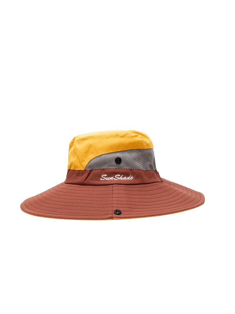 패션 Stingy Brim 모자 Bure Avenue 야외 자외선 차단제 모자 여성 여름 얼굴과 목 보호 어부 승마 Fishi