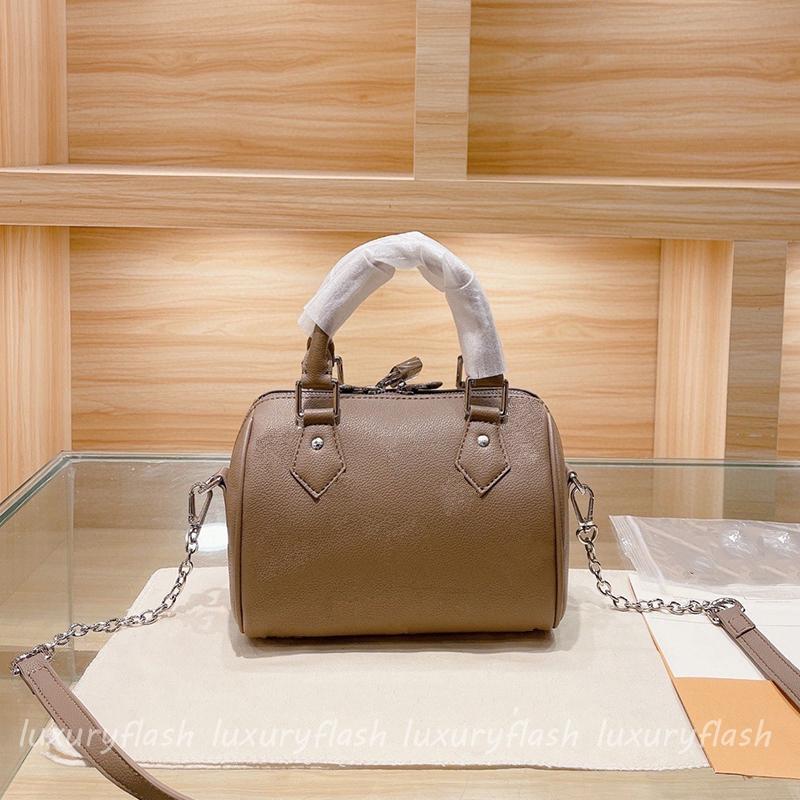 Últimos estilos 20cm Designers Crossbody Bags Luxurys Shouler travesseiro bolsas clássico 2021 Bolsa Shandle Tote Embossed Greened Cowhide
