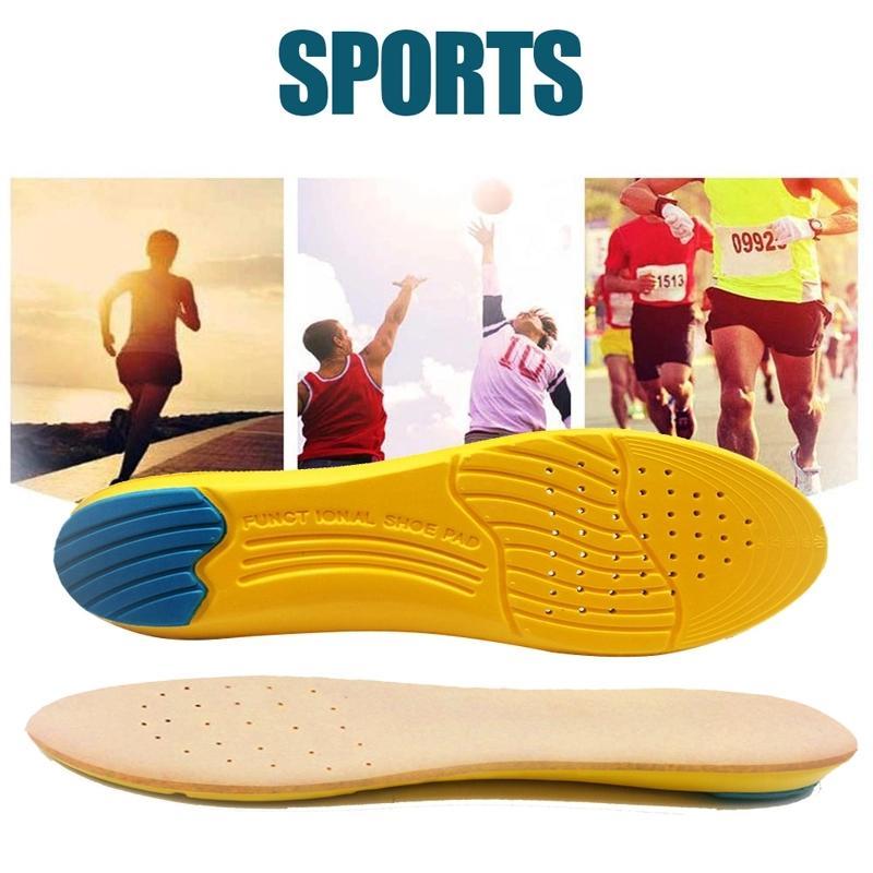 [S'il vous plaît ne placez pas la commande avant de nous contacter merci] Solle arc support plat pieds inserts de pied pour la fasciite plantaire orthopédique chaussures de chaussures hommes femmes