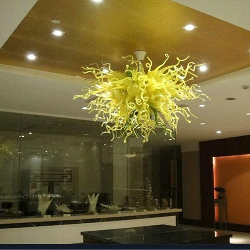 Lámpara de la araña moderna para la sala de estar de la casa araña creativa Colgante Luz de la luz Nordic Dormitorio Colgante Iluminación Lámparas de restaurantes