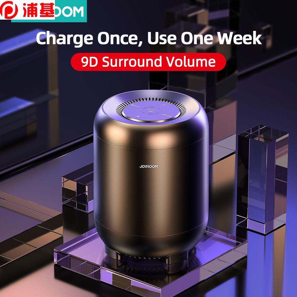 Мини Bluetooth-динамик портативный настоящий беспроводной мощный бас смарт-динамик 18 часов игрового времени прозрачный стерео звуковой кинотеатр