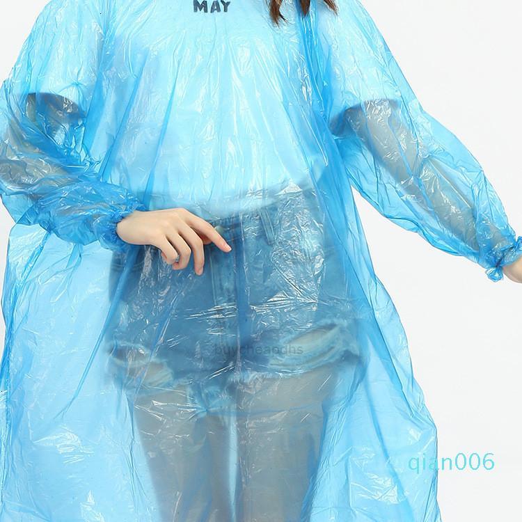 المحمولة للماء pe معاطف المطر معطف السفر المتاح المطر ارتداء المعطف للتجمع في الهواء الطلق rra285 xhwd5p mm6dmm6dmm6d