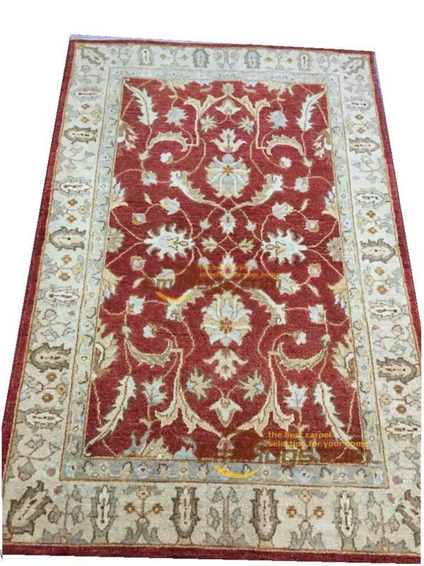 Laine faite à la main maison décoration décoration traditionnelle the plante design tapis tapis tapis