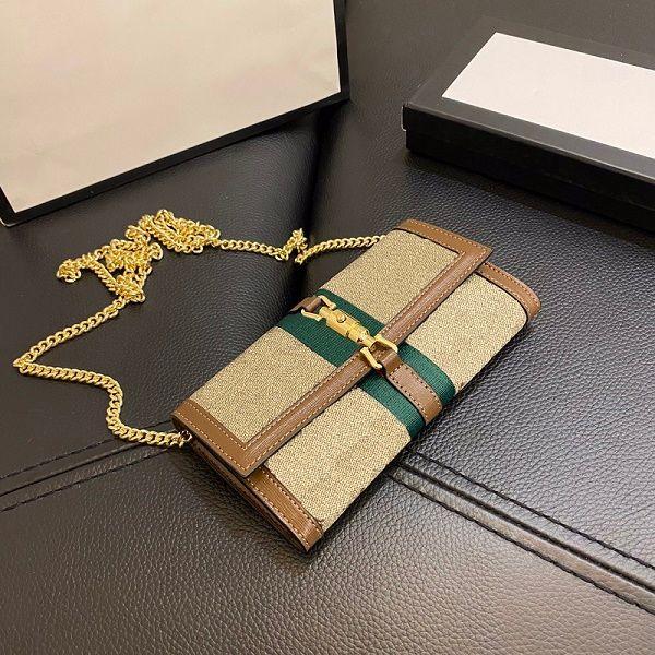Femme Porte-monnaie Mode Portefeuille Portefeuille Sac à bandoulière Rétro Sac Femelle Designers spéciaux Luxurys Vintage Quality Sac Bandoulière