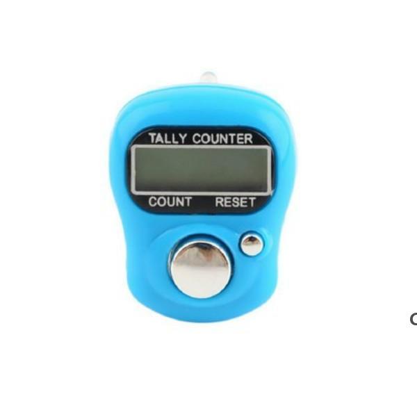 Mini El Zamanlayıcıları Bant Tally Sayaç LCD Dijital Ekran Parmak Yüzük Elektronik Kafa Sayısı DHD5805