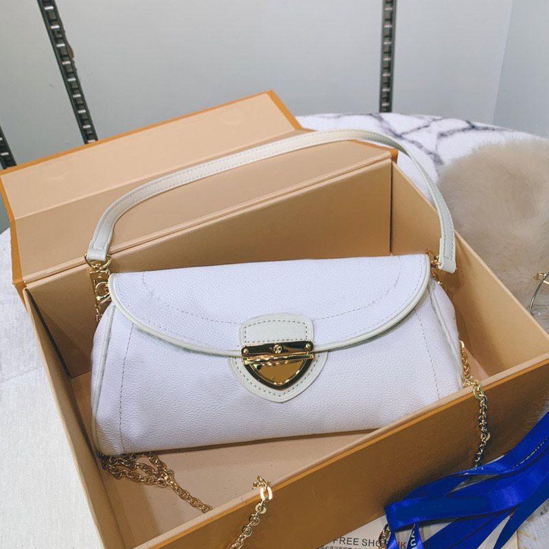 여성 정품 가죽 크로스 바디 가방 사각형 어깨 가방 지갑 핸드백 레이디 일반 크기 25 고품질